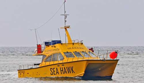 M/S Sea Hawk